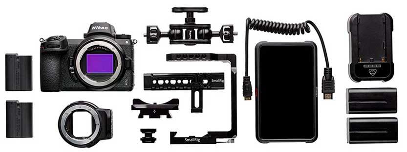 Kit da ripresa Video 4K Nikon Z6