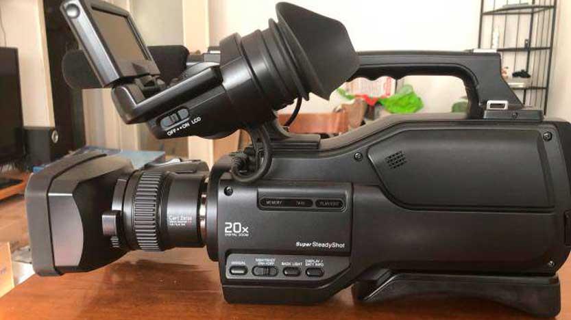 Per videomaker matrimonio SONY MINIDV 1080 i