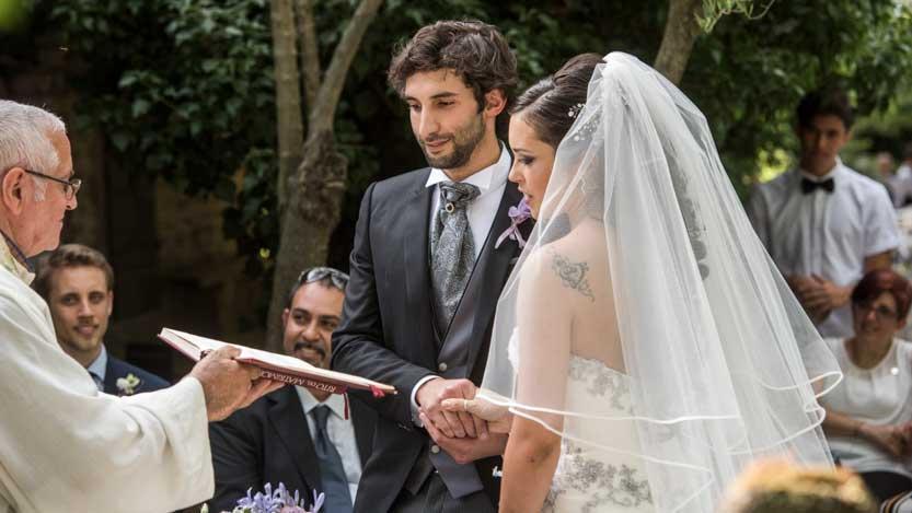 Promessa di matrimonio a Borgo Fregnano
