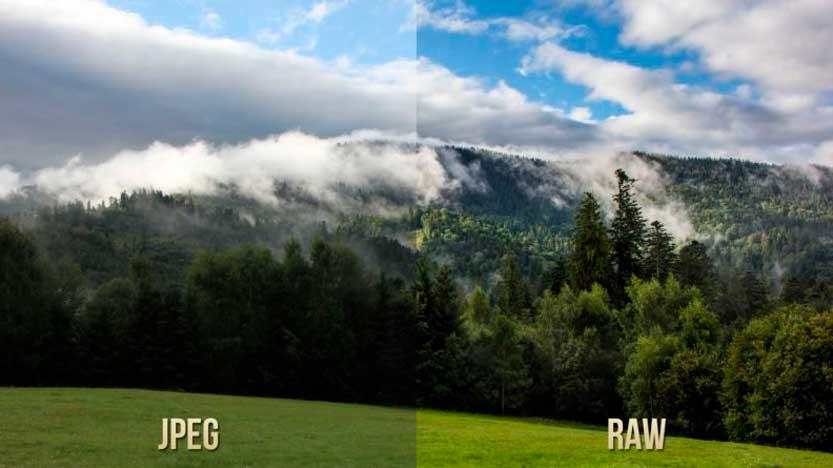 Differenza tra RAW E JPEG servizio fotografico matrimonio