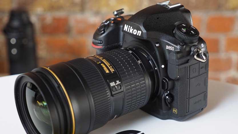 Nikon 850 fotocamera professionale per servizio fotografico matrimonio