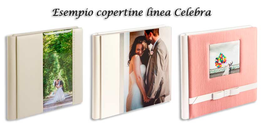 Fotolibro matrimonio esempi di copertine professionali
