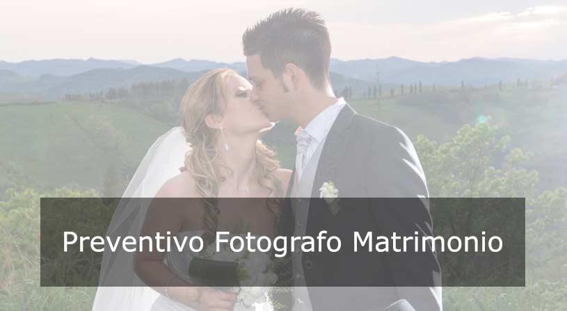 Preventivo-fotografo-matrimonio il bacio degli sposi