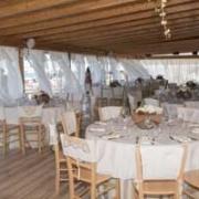 Bagno Giada Lido Adriano la sala dove avvengono i matrimoni