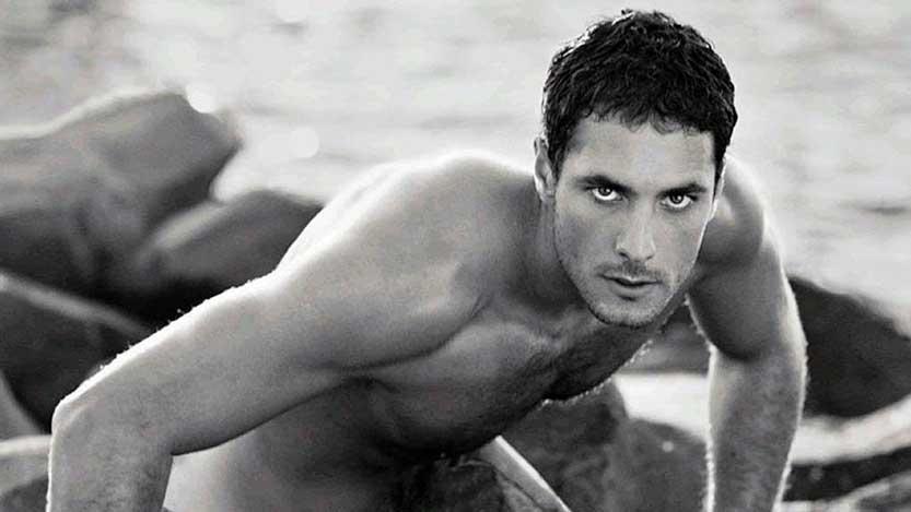 Essere fotogenici come lo sguardo intenso di Raul Bova