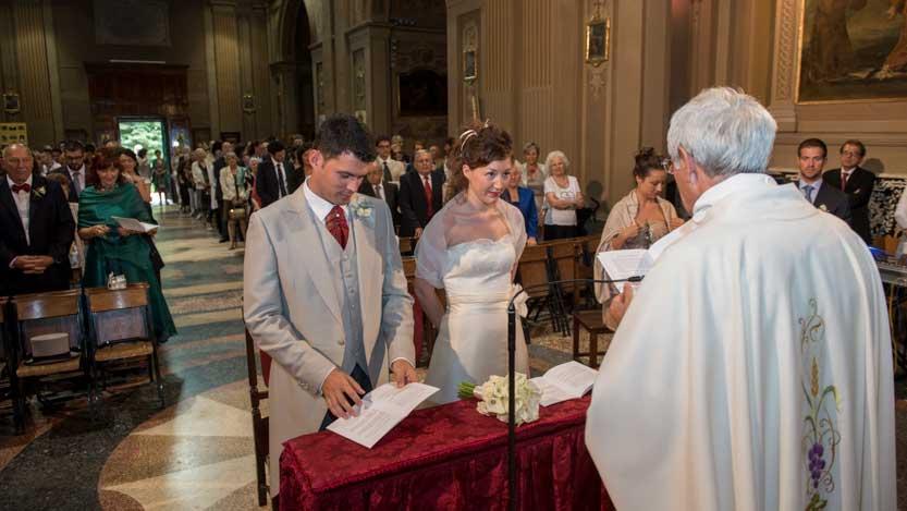 Fotoreportage di matrimonio Ilaria e Nicola sposi a Bologna