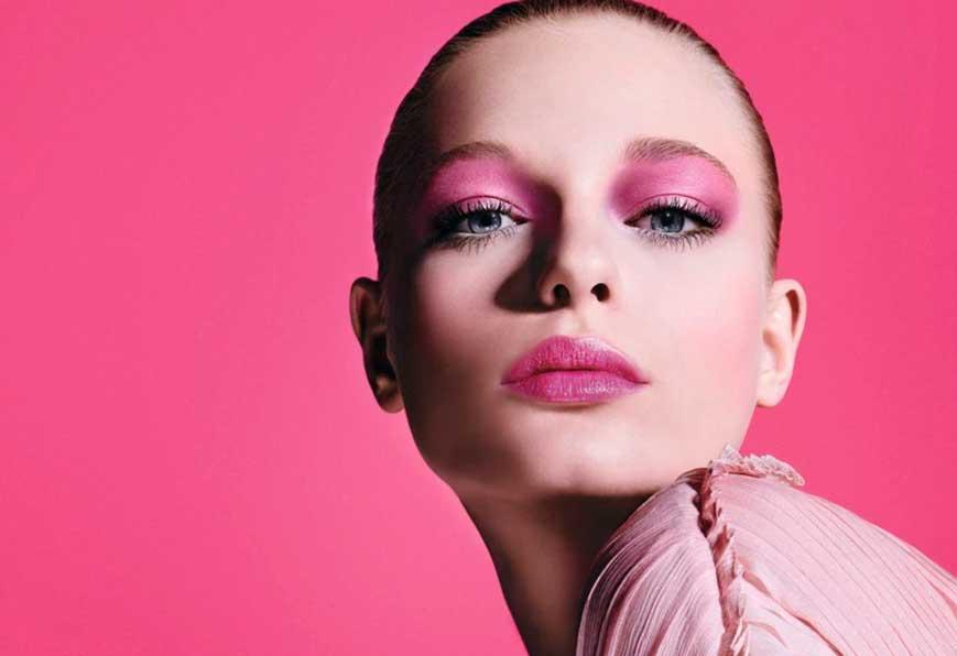 Frederikke-Sofie il rosa di Dior