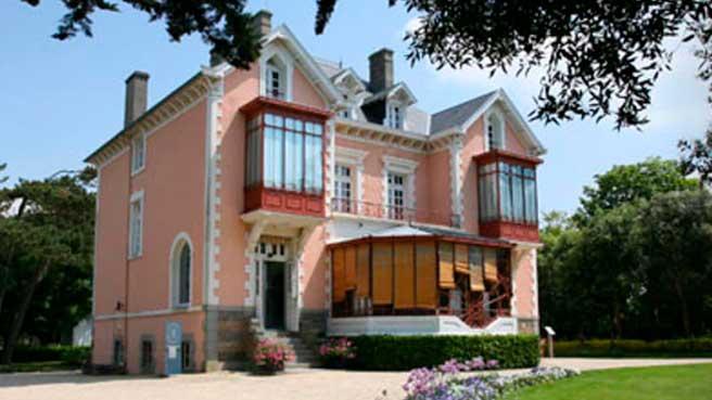 La casa rosa di dior