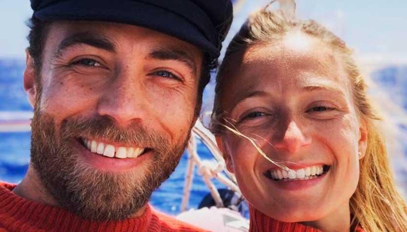 James Middleton e Alizee Thevenet