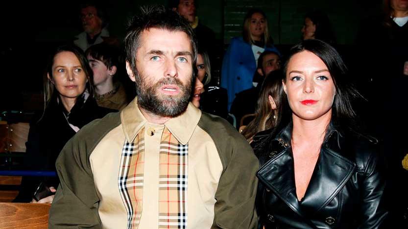 Liam Gallagher e Debbie Gwyther