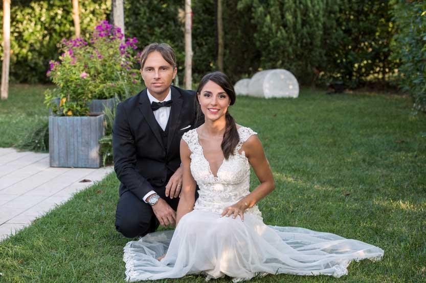 Fotografo matrimonio Ravenna ai Tre Pizzichi di Sale con Isa e Gianluca